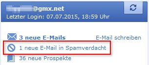 Was ist ein spam ordner